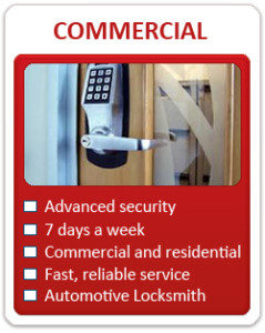 Vaughan Commercial Locksmiths
