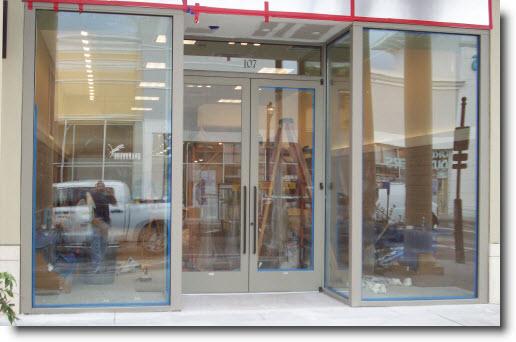 Commercial Glass Door Repair toronto