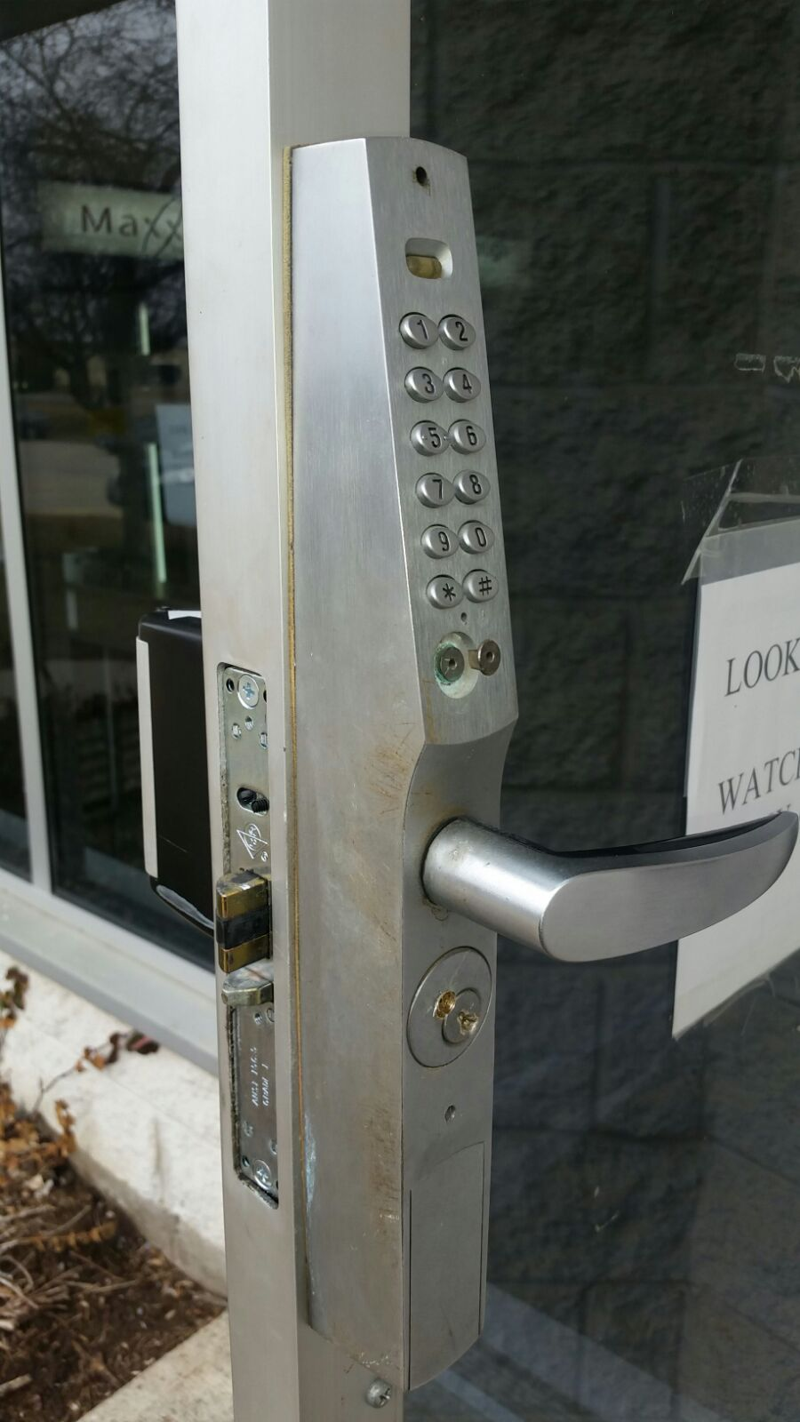 Guelph Commercial Locksmith