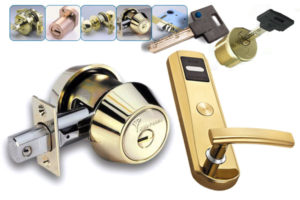 Kitchener Deadbolt Lock Types