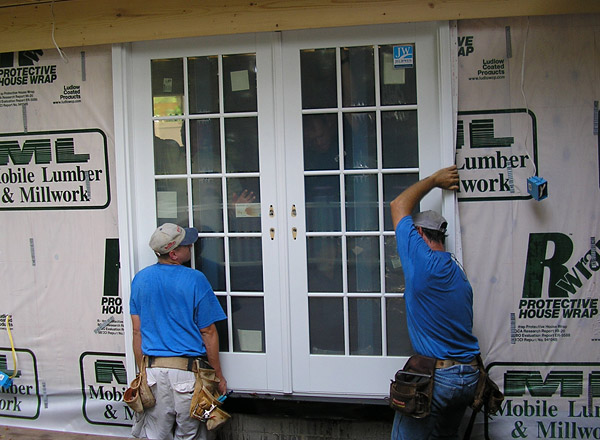 Etobicoke Patio Door Services