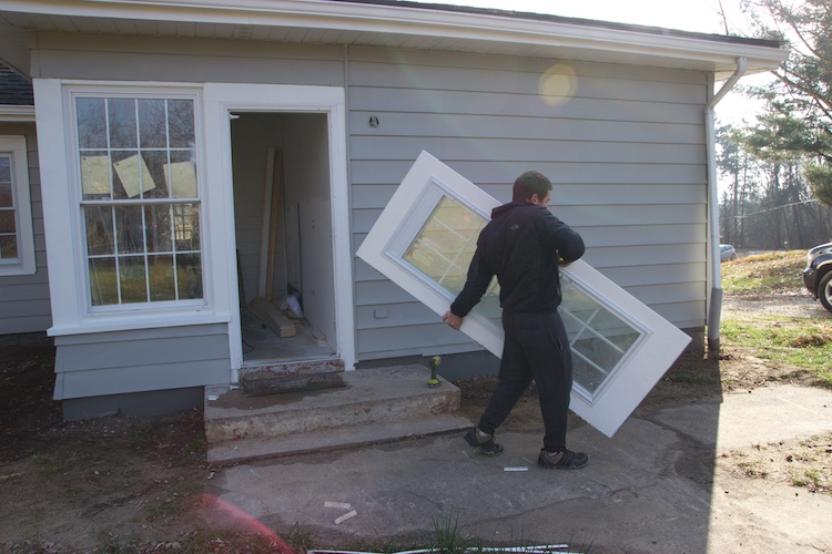 French Doors Repair