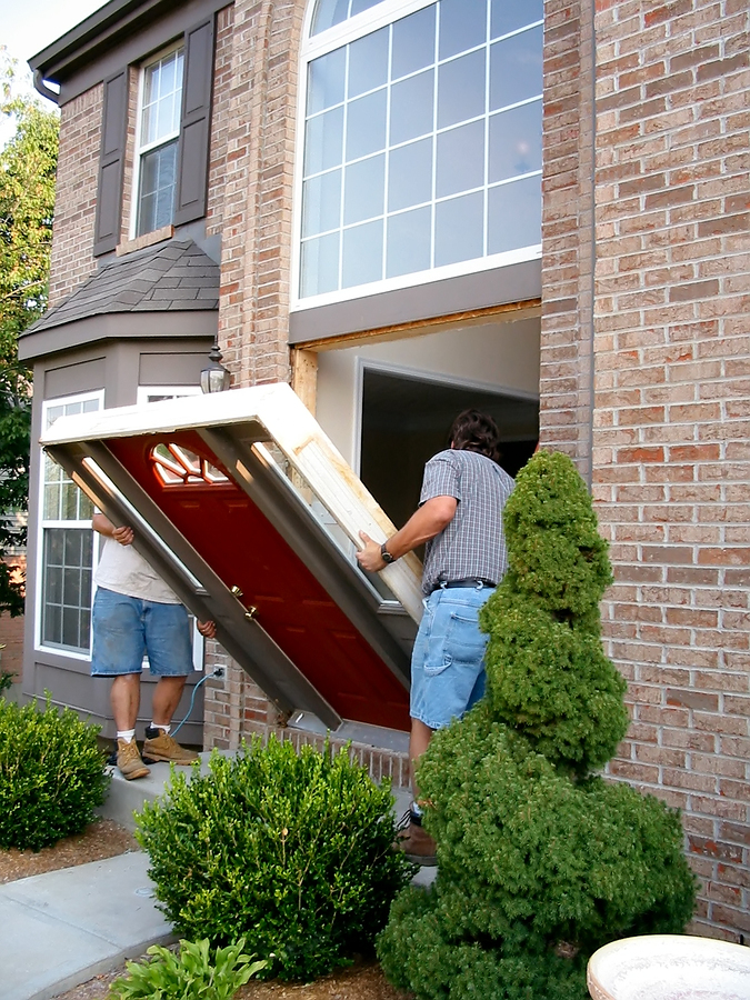 Residential Door Frame Repair Services