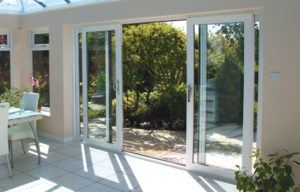 Richmond Hill Sliding Glass Door Installation
