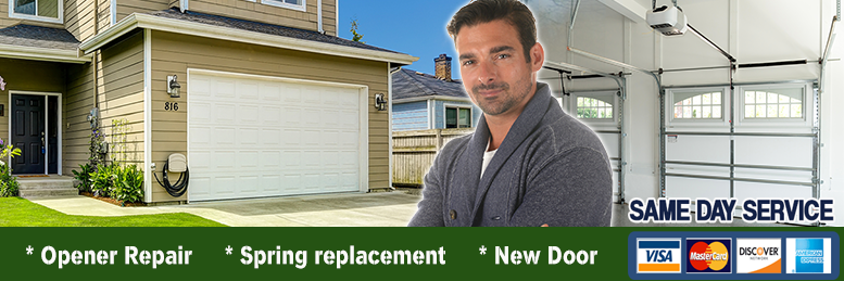 Garage Door Repair: From Hand Tools to Renovations
